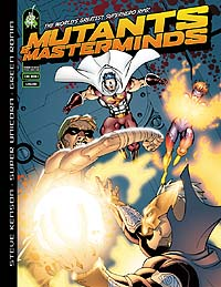 Mutants and Masterminds